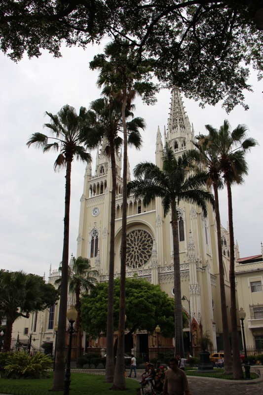 Kathedrale Saint Peter in Guayaquil